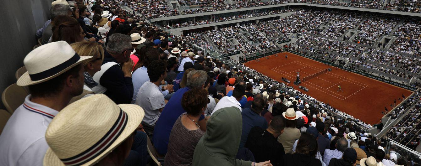 Один из самых престижных теннисных турниров проведут со зрителями на трибунах