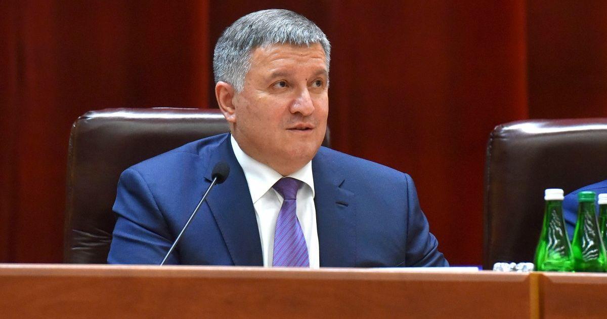 """""""Не очікував, що буде така напруженість"""": Аваков прокоментував протести на підтримку Стерненка"""