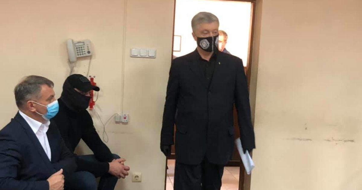 Жена Порошенко рассказала об ухудшении его состояния в больнице