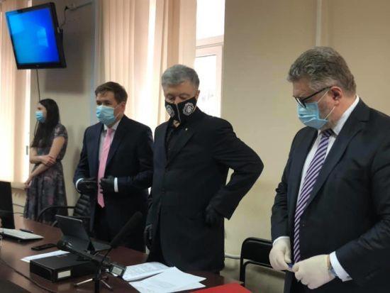 Справи Порошенка: сьогодні суд обере запобіжний захід п'ятому президенту