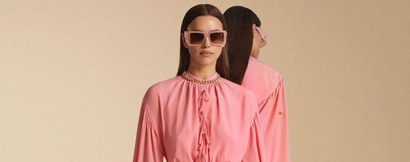 В розовом платье и на шпильках: Ирина Шейк впечатлила поклонников красивым образом