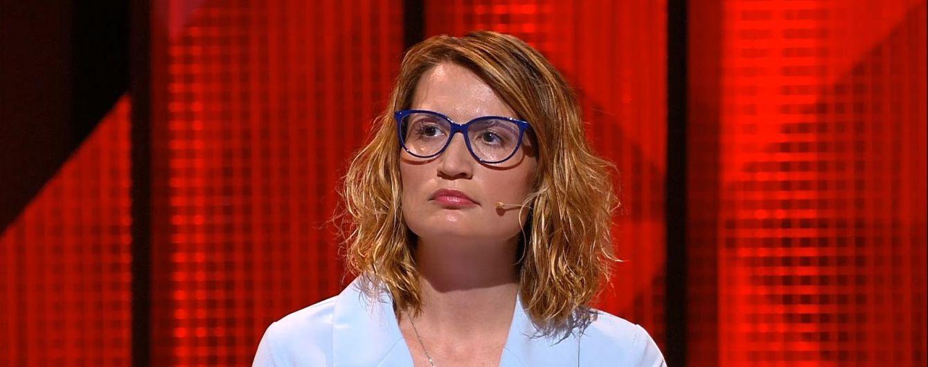 Мосейчук насварила Стефанишину за те, що вона прийшла на ефір