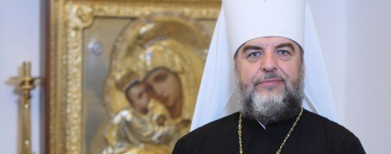 Винницкий митрополит ПЦУ Симеон заразился коронавирусом