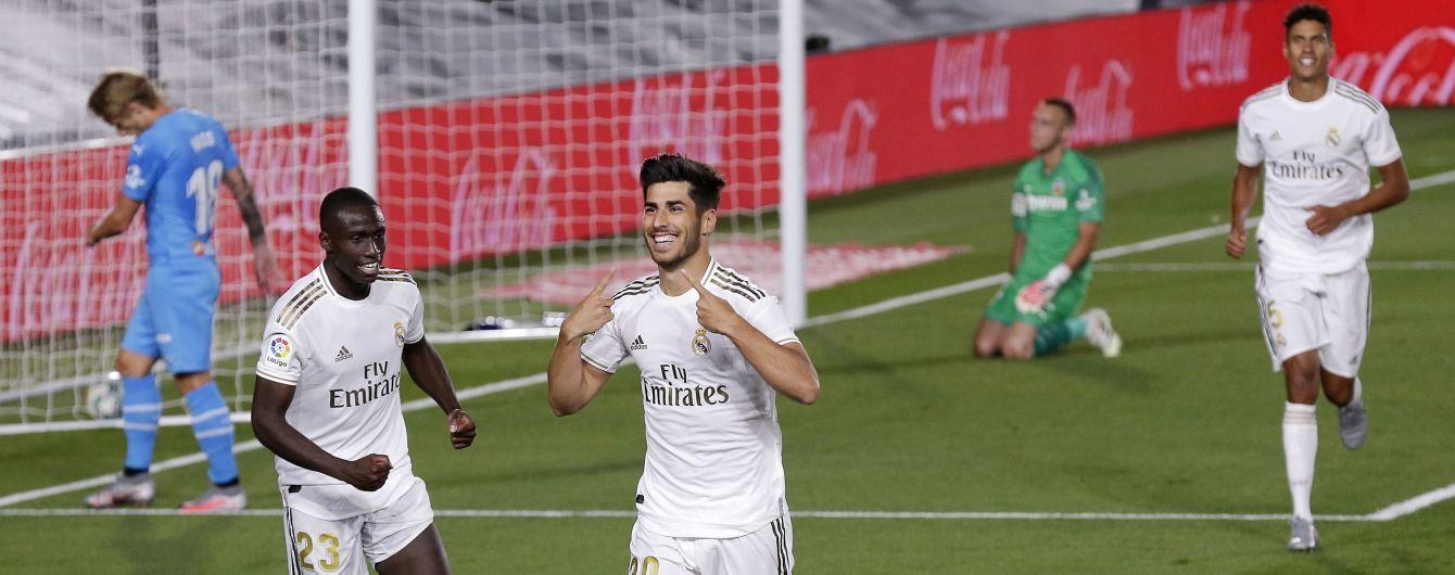 """Повернення Асенсіо і скасований гол: """"Реал"""" розгромив """"Валенсію"""" і продовжує чемпіонську гонитву з """"Барселоною"""""""
