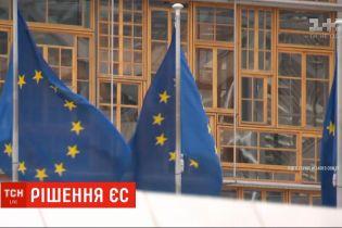 Евросоюз продлит санкции против России еще на пол года