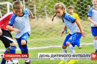 Девочки и футбол: как 9-летней Вике удается играть на равных с мальчиками