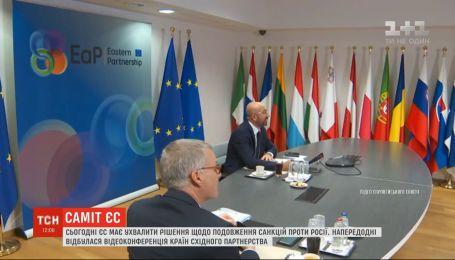 В Брюсселе ожидают, что Евросоюз продлит санкции против России