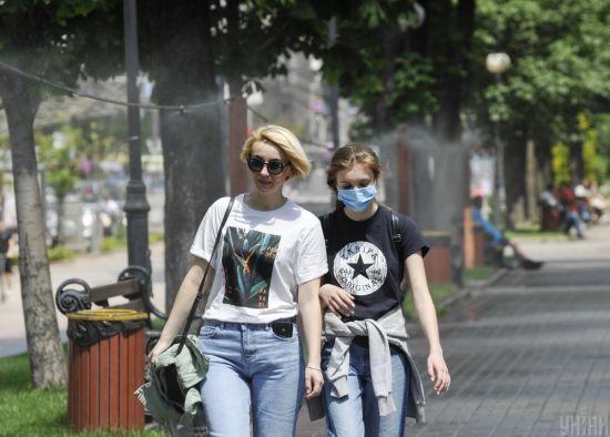 У Києві та Вінницькій області за новими правилами тепер можна послабити карантин