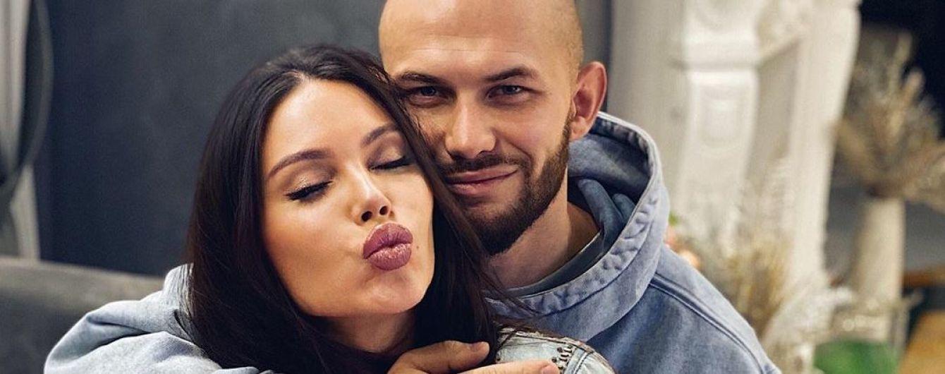 После слухов о примирении Джиган поделился романтическим снимком с Самойловой