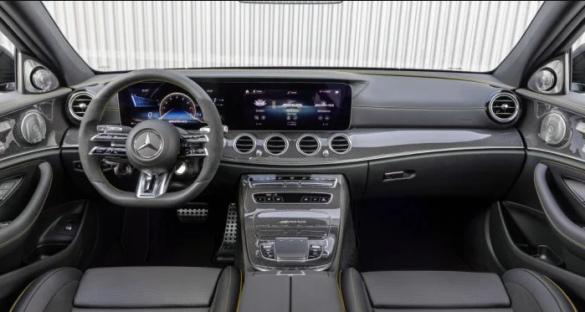 Mercedes, салон