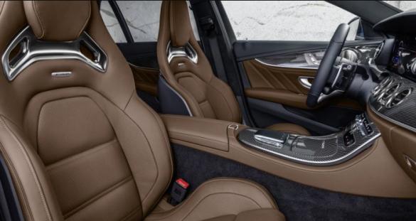 Mercedes, універсал, салон