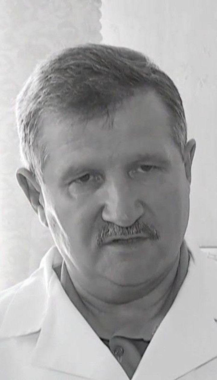 Коронавірус забрав життя керівника львівського військового шпиталю