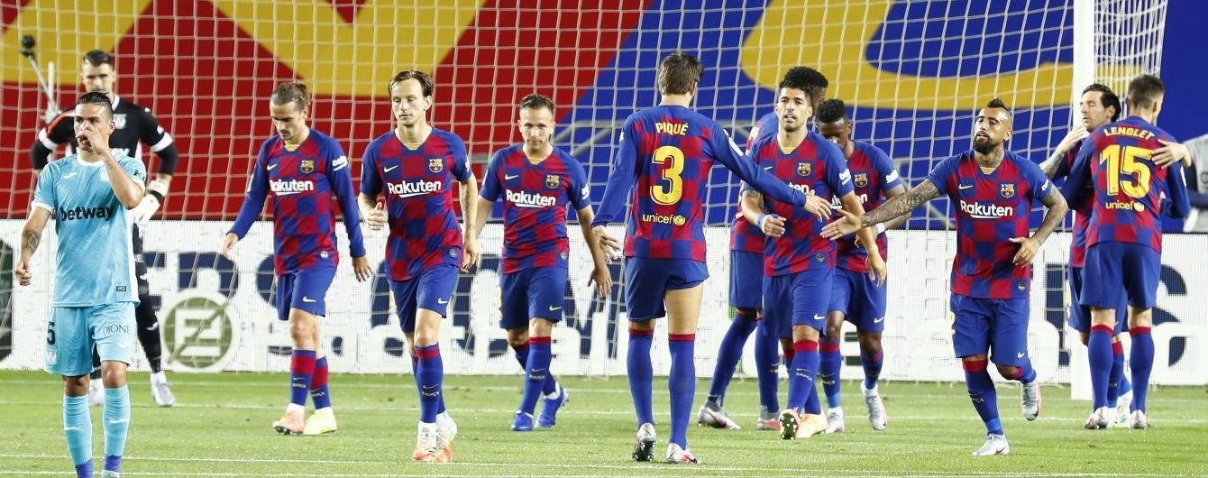 """""""Барселона"""" - """"Атлетіко"""": ставки букмекерів на футбольну битву Ла Ліги"""