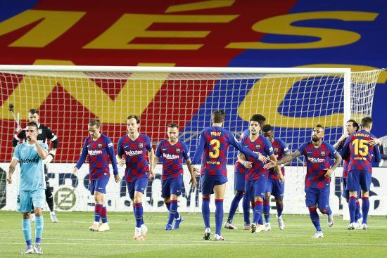 Ла Ліга онлайн: результати матчів 30 туру Чемпіонату Іспанії з футболу