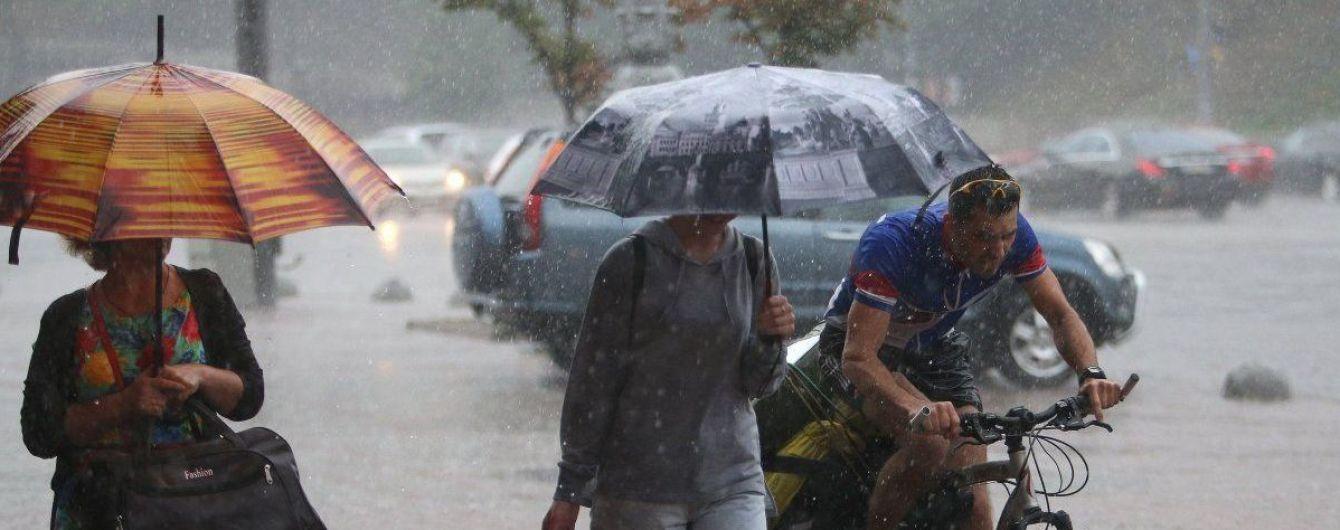 Часті грозові дощі, шквали, град та навіть смерчі: прогноз погоди на 21 червня