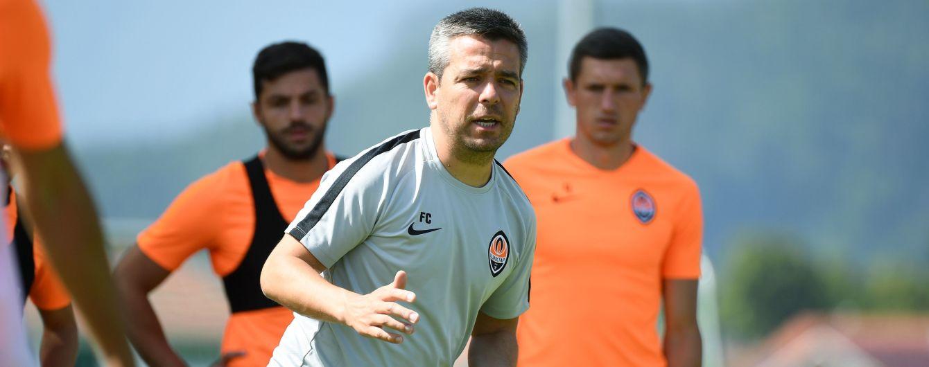 """Тренер """"Шахтаря"""" розірве контракт з клубом заради кар'єри в Португалії"""
