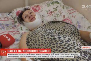 """У селі під Костянтинівкою здійснили замах на колишню полонену бойовиків так званої """"ДНР"""""""