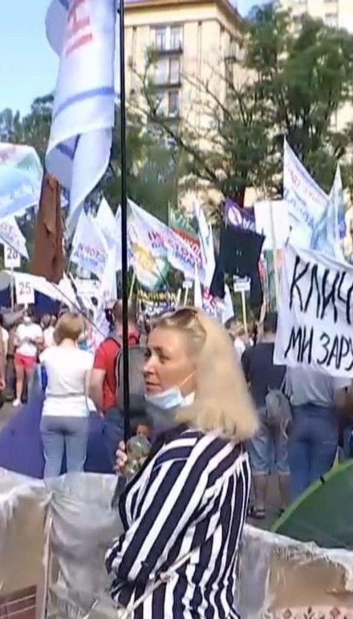Инвесторы недостроенных домов в Киеве анонсируют новые акции протеста