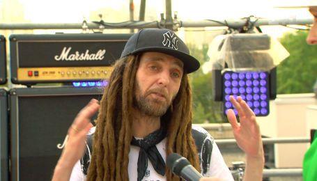 Чому гурт Green Grey вирішив провести концерт на даху готелю