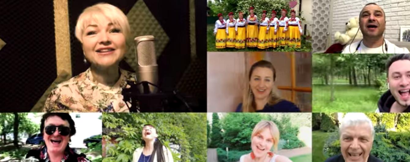 Музыкальная коллаборация к празднику: Пекун, Сумская, Бужинская и другие звезды записали песню для врачей