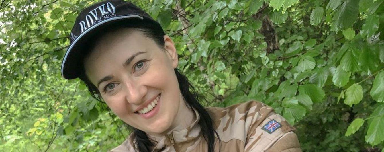 В карпатских лесах: Соломия Витвицкая показала, как грибы собирала