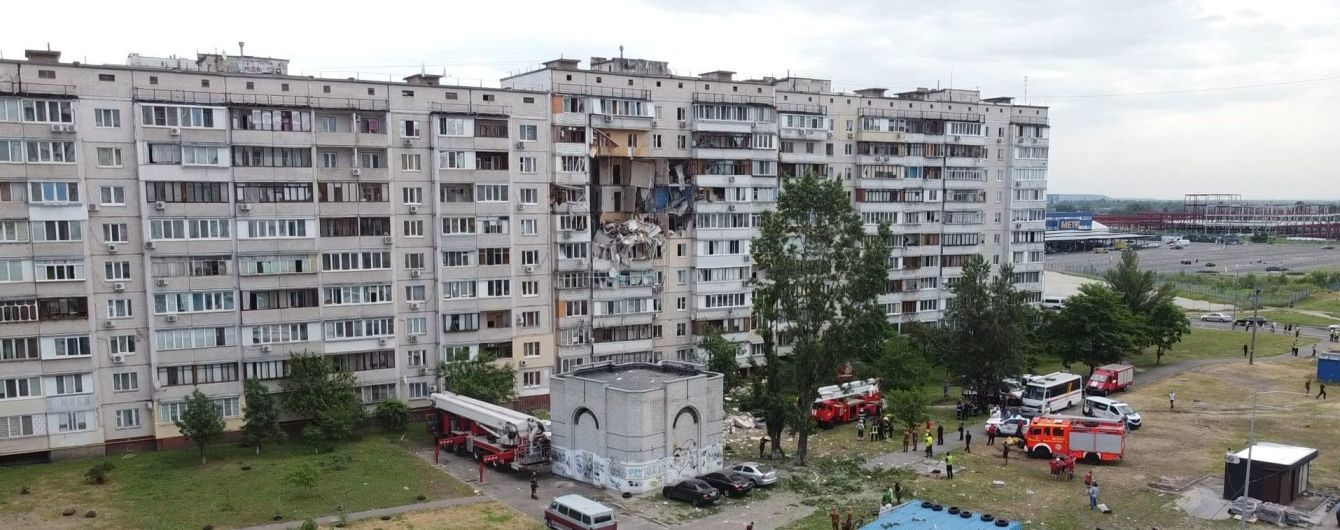Вибух у багатоповерхівці в Києві: будинок доведеться демонтувати - Кличко