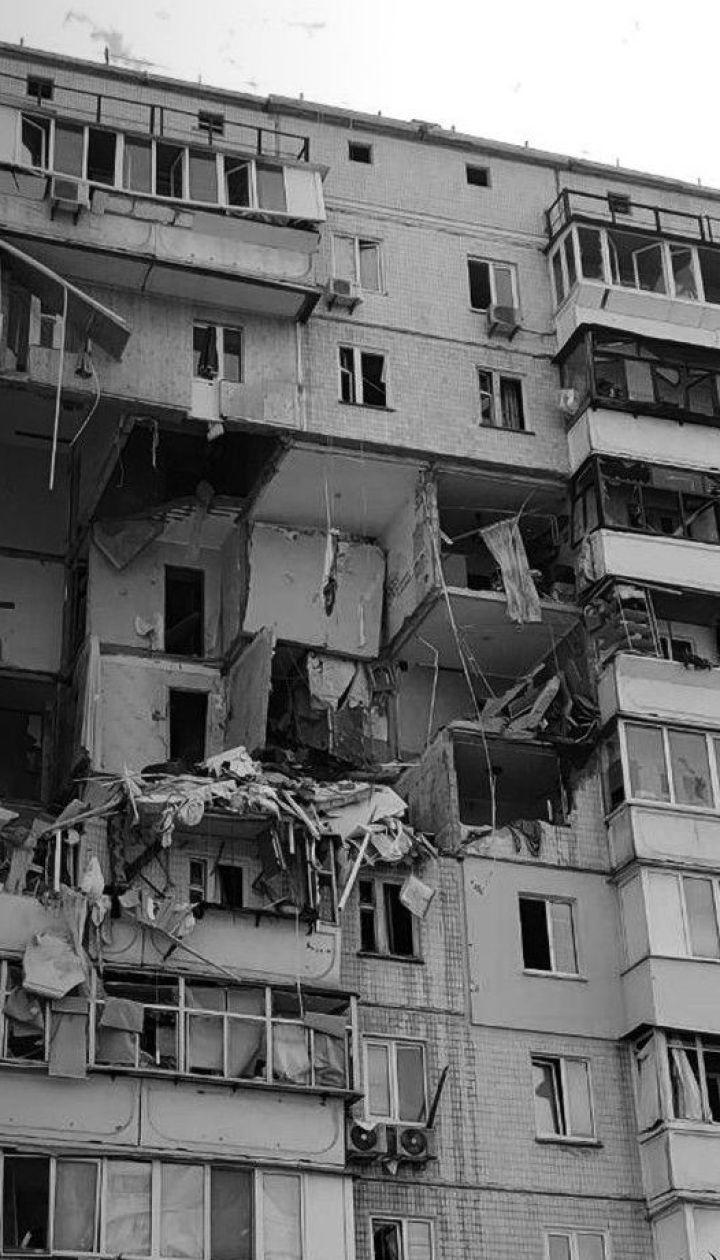 На столичних Позняках вибухнув житловий будинок: що нині відбувається на місці події