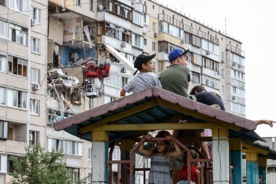 Квартири для постраждалих від вибуху на Позняках: Кличко розповів, хто займатиметься ремонтами
