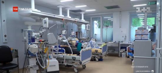 Кількість хворих на коронавірус у Рівненській області перевищила чотири тисячі