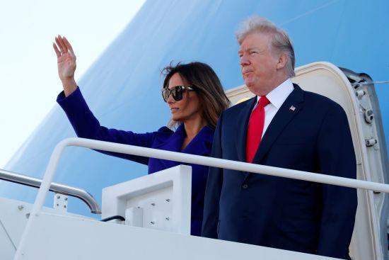 Як Меланія Трамп керує чоловіком: нова книжка про першу леді США викликала обурення президентської родини