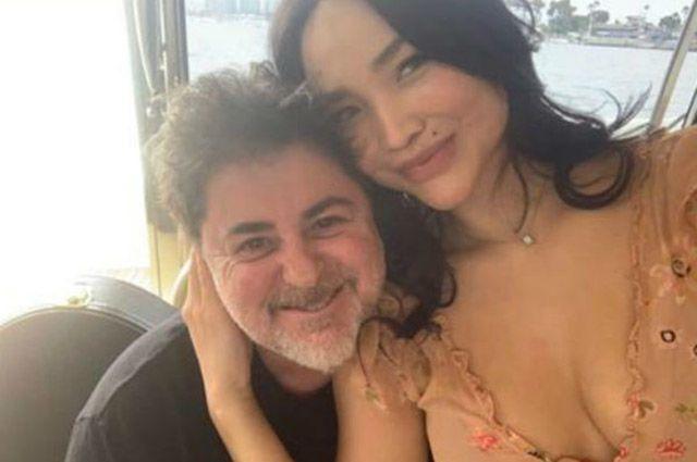 Олександр Цекало з дружиною_3
