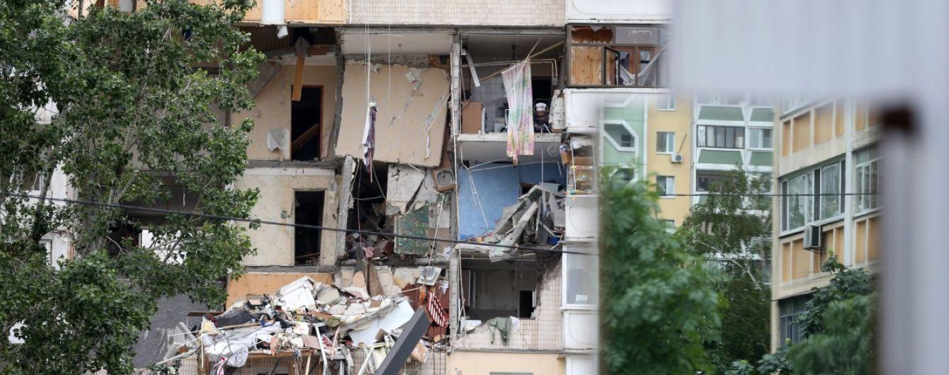 Кличко пообіцяв виділити 30 млн гривень на нове житло для постраждалих від вибуху у Києві