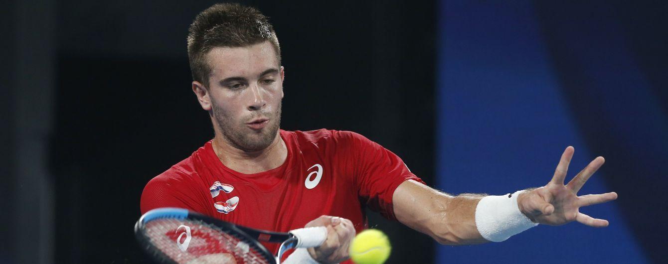 Коронавірус б'є по тенісу: ще один учасник турніру Джоковича підхопив COVID-19