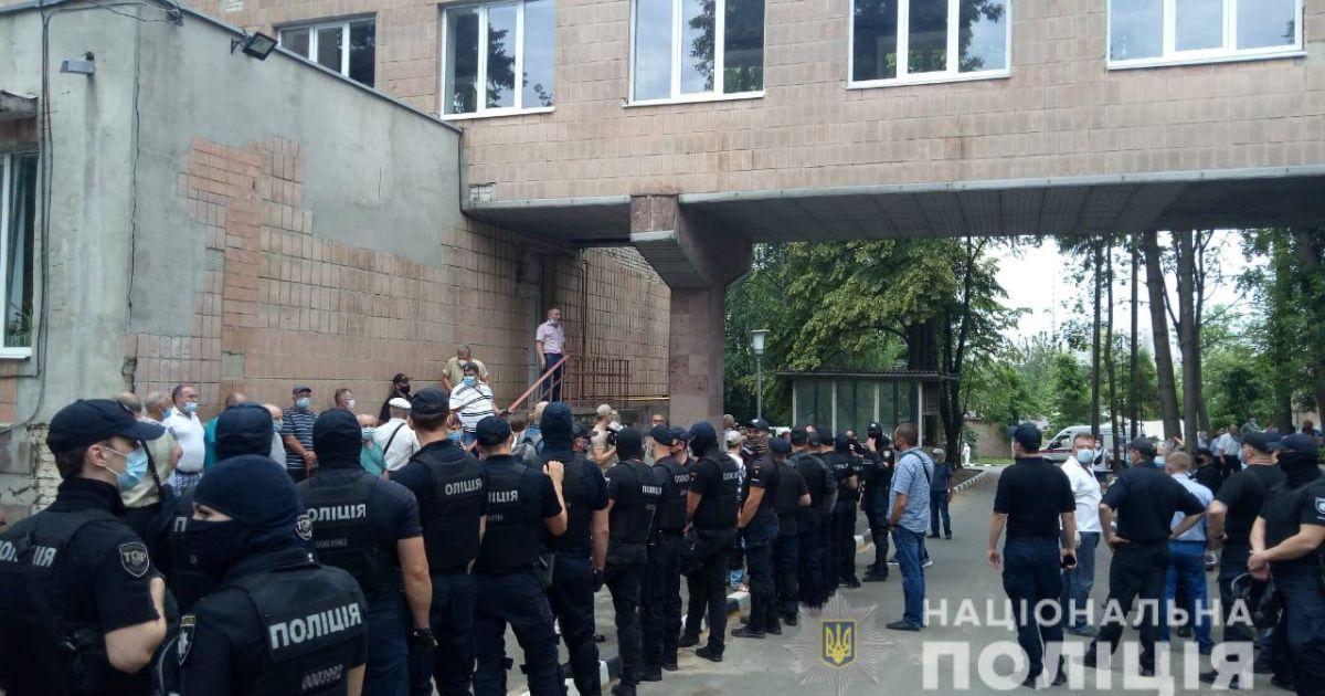 @ Нацполиция в Харьковской области