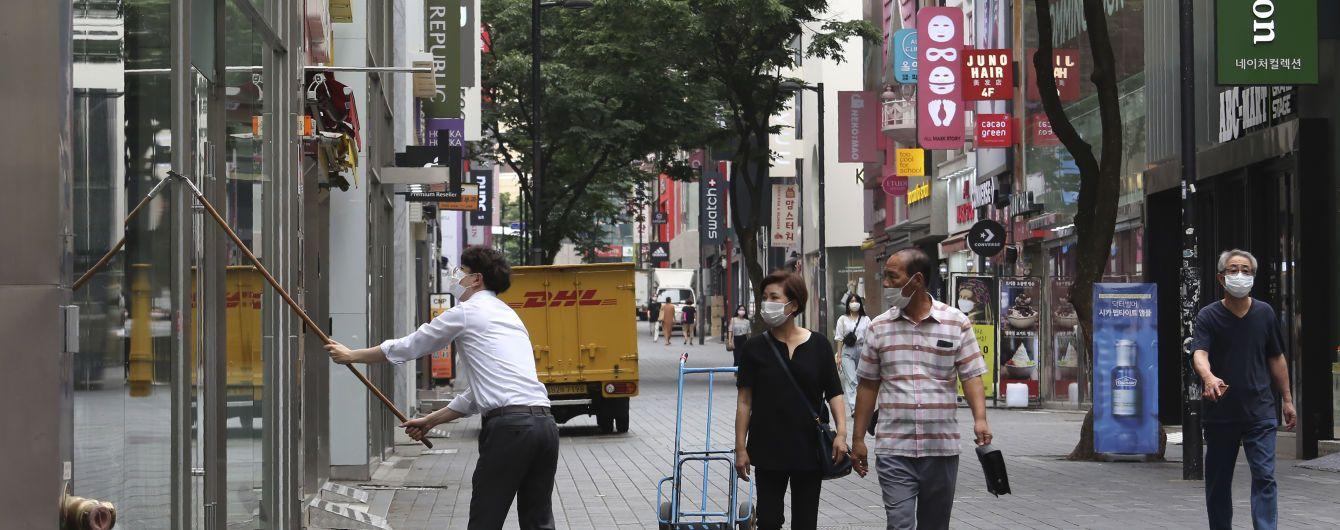 Вторую волну коронавируса зафиксировали в Южной Корее: назван источник распространения инфекции