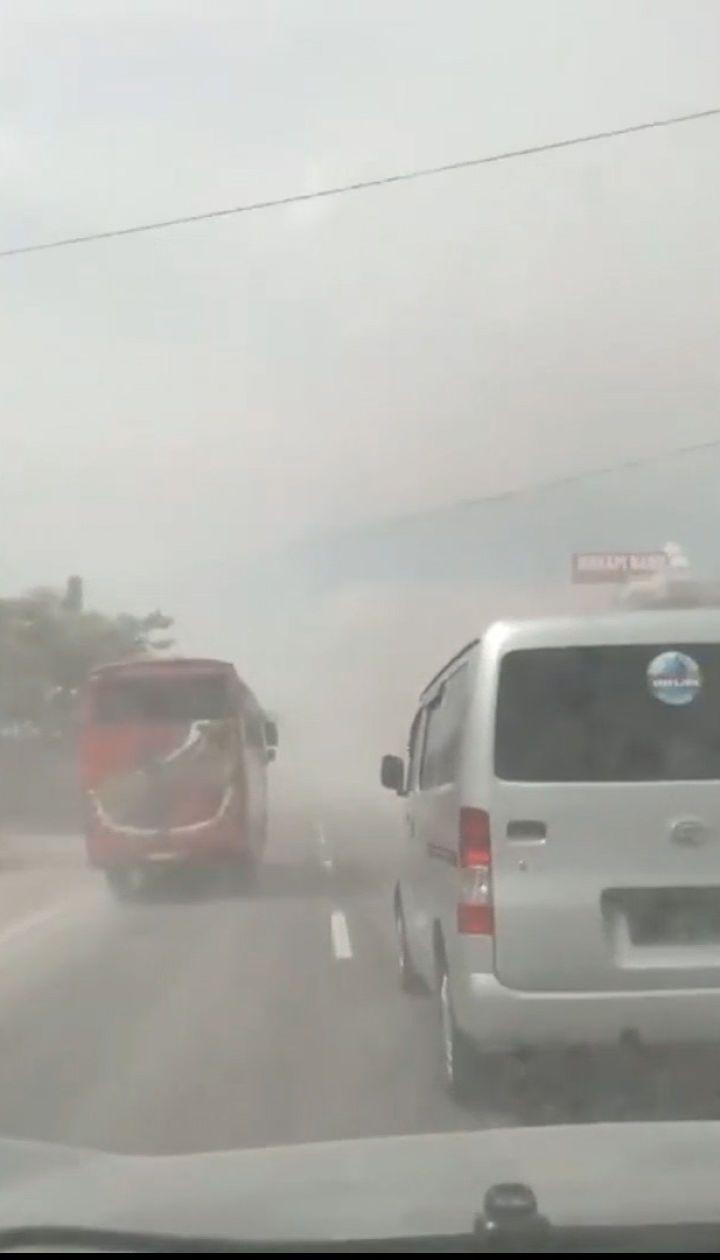 В Индонезии проснулся один из самых активных вулканов в мире
