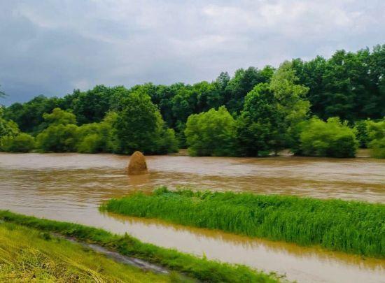 У ДСНС попередили про можливе підтоплення чотирьох районів на Буковині