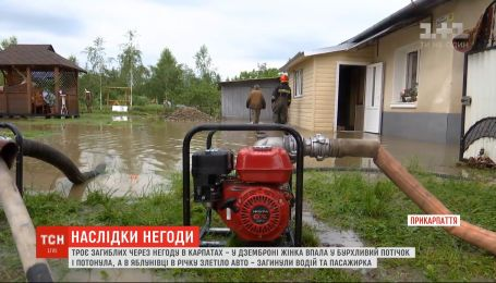 Негода на Буковині: сотні житлових будинків перебувають під загрозою затоплення