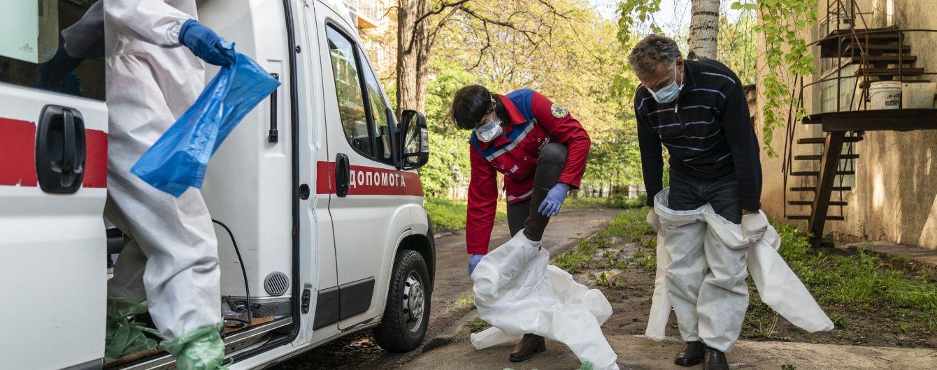 В трех областях Украины не зафиксировали новых случаев коронавируса, а на Западе – антирекорд