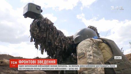 Окупанти випустили понад три десятки мін по селах довкола Попасної