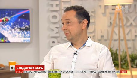 Министр Вадим Гутцайт о будущем украинского спорта