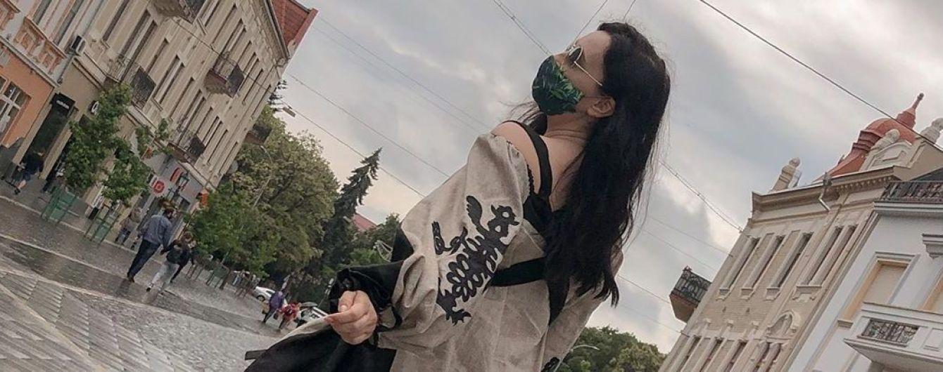 Подорожує Закарпаттям: Соломія Вітвіцька розповіла про улюблені місця в Ужгороді