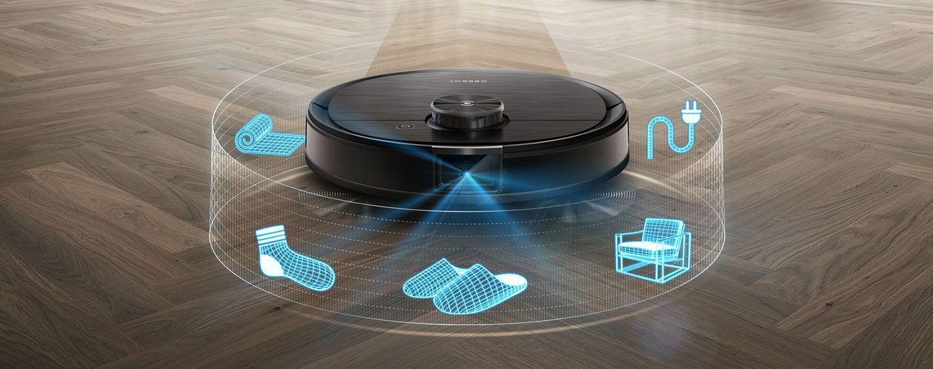 Робот-прибиральник з удосконаленим штучним інтелектом вже доступний до продажу в Україні