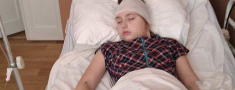 11-річна Настя потребує жертовної допомоги