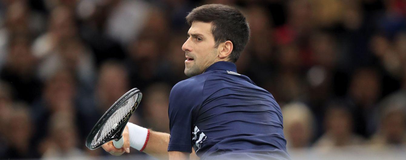 Лучший теннисист планеты заразился коронавирусом