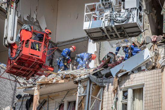 Руйнівний вибух у багатоповерхівці в Києві не міг статися лише через витік газу - інженер