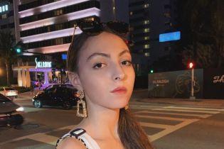 15-річна донька Олі Полякової у сукні з глибоким декольте приголомшила юзерів