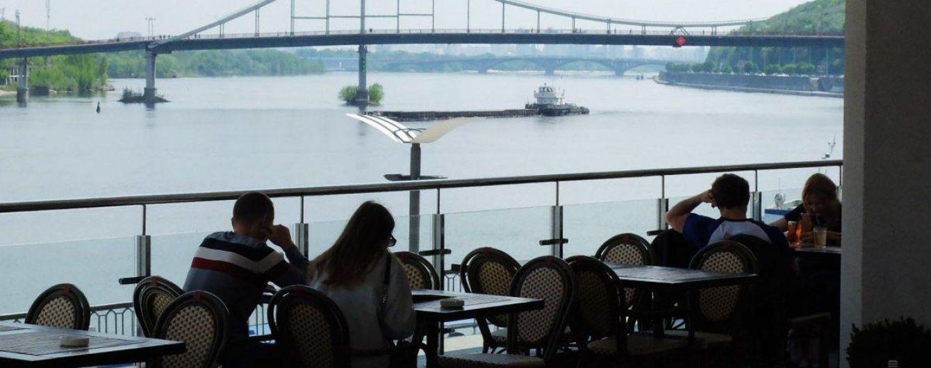 Киевским ресторанам и кафе разрешили принимать посетителей внутри помещений