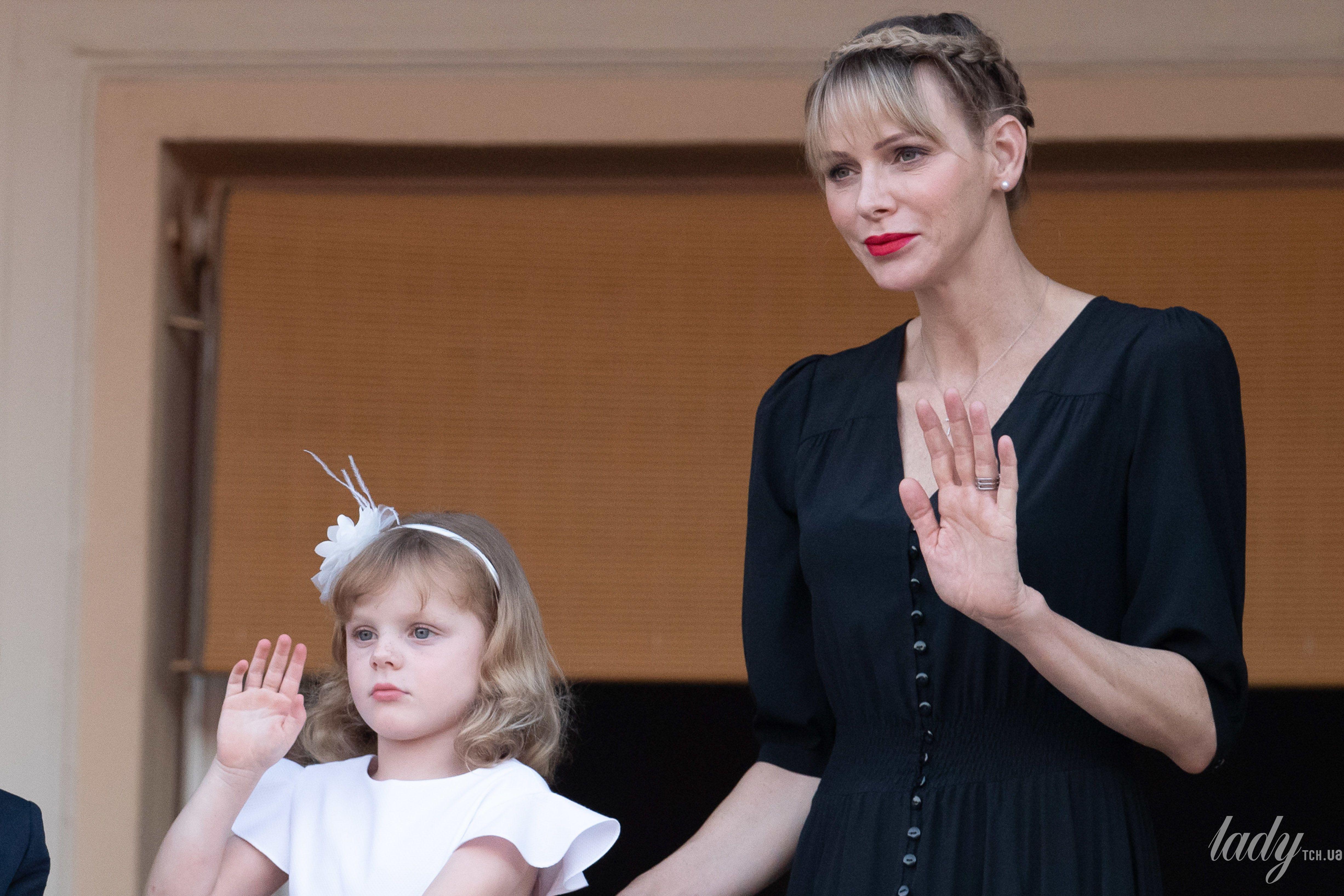 Княгиня Шарлин и князь Альбер II_4