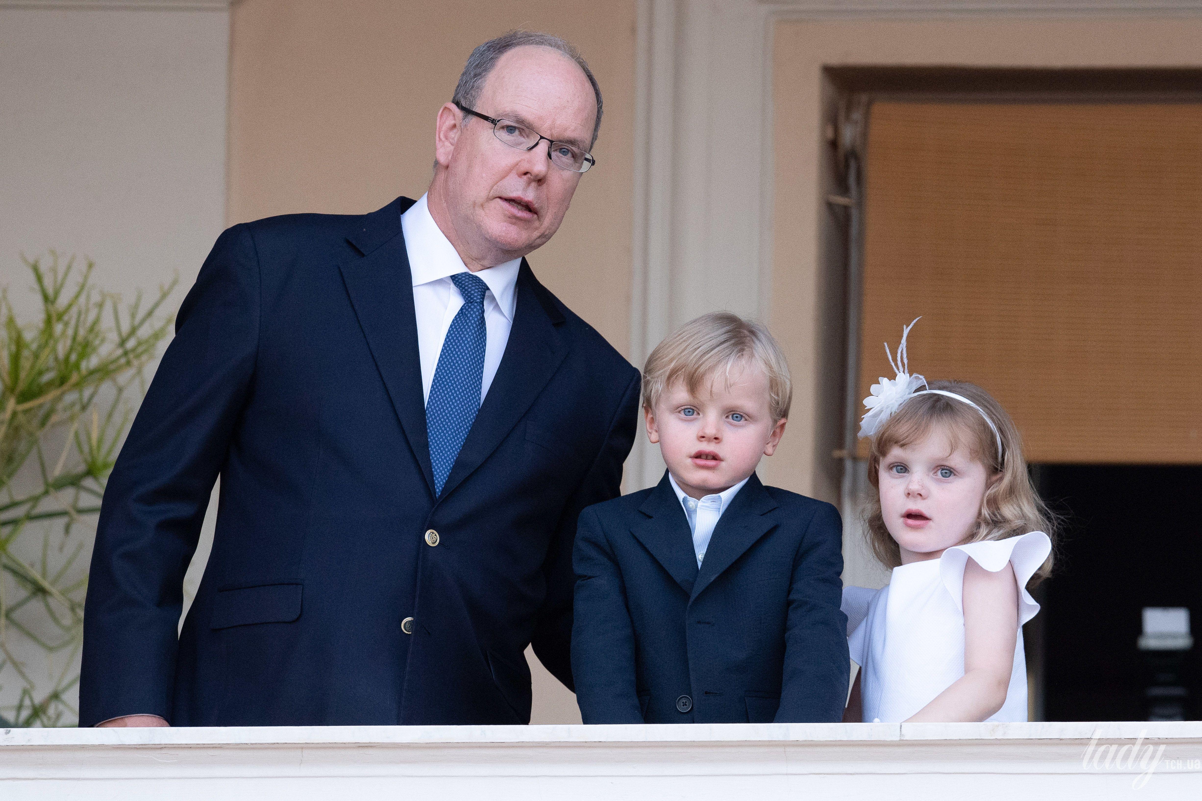 Княгиня Шарлин и князь Альбер II_2
